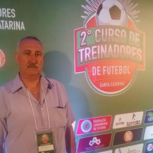 2º Curso de Treinadores de Futebol - SC